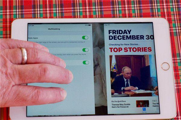 不同的苹果设备中登录了同一个iCloud账号