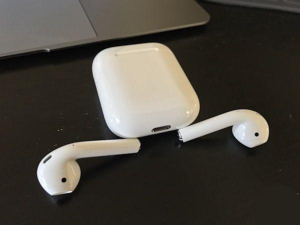苹果正解决打电话AirPods会断开连接的问题