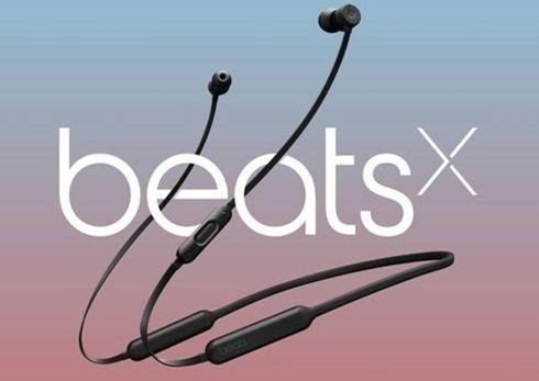 苹果BeatsX上市附赠Apple Music试用