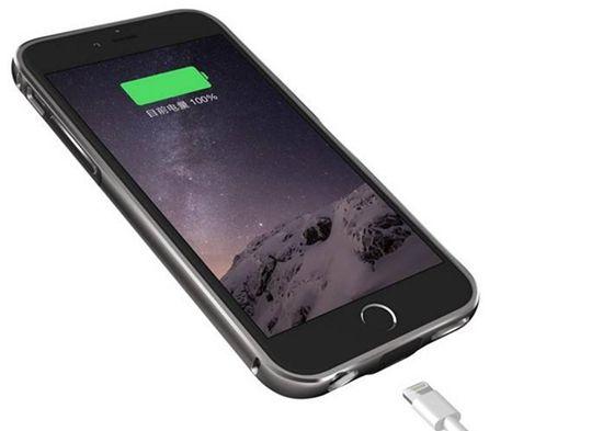 iPhone充电
