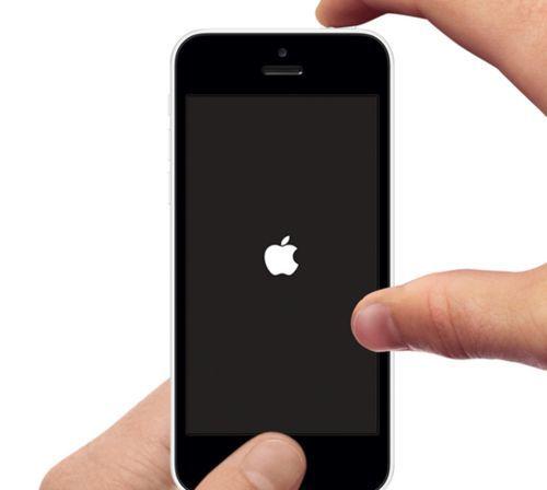 重启iPhone