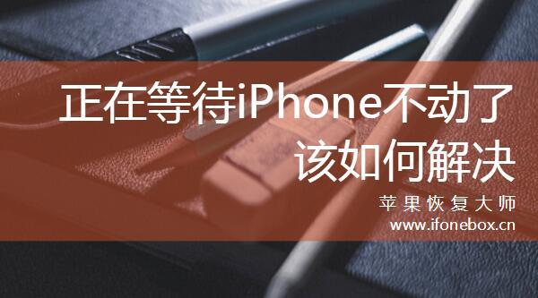 正在等待iPhone