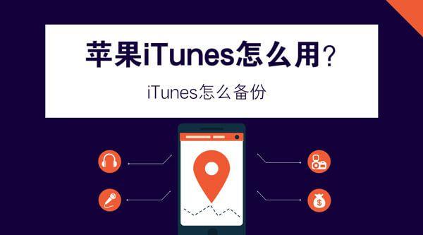 苹果iTunes怎么用