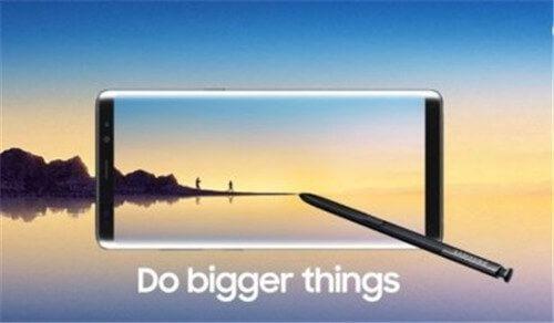 三星Galaxy Note 8