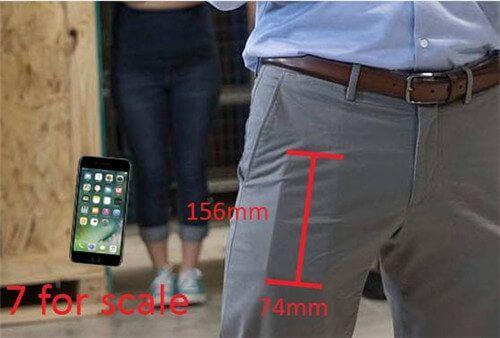 iPhone8尺寸
