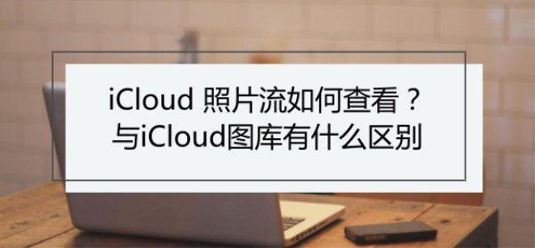 iCloud照片流