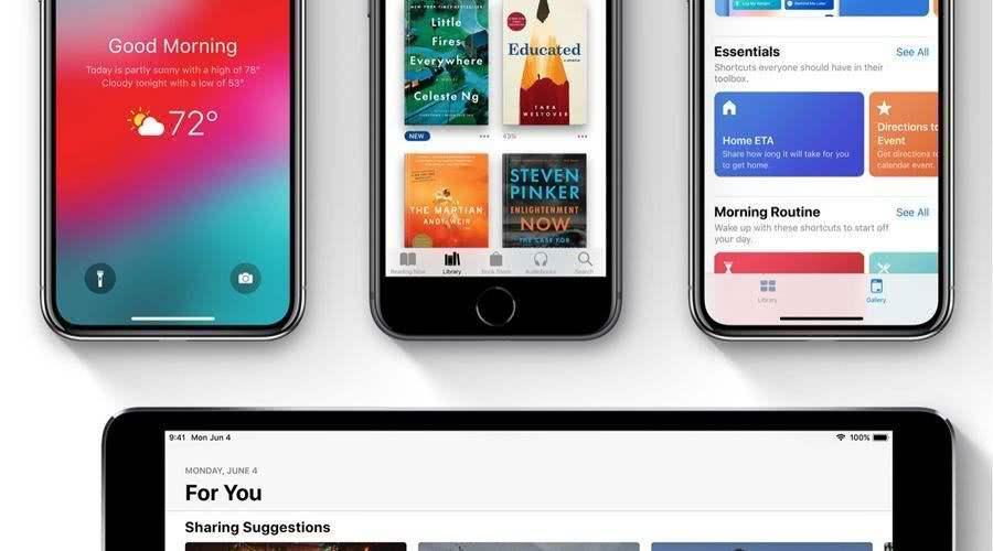 iOS 12 第六个公测版问世:苹果手机系统值得升级吗?