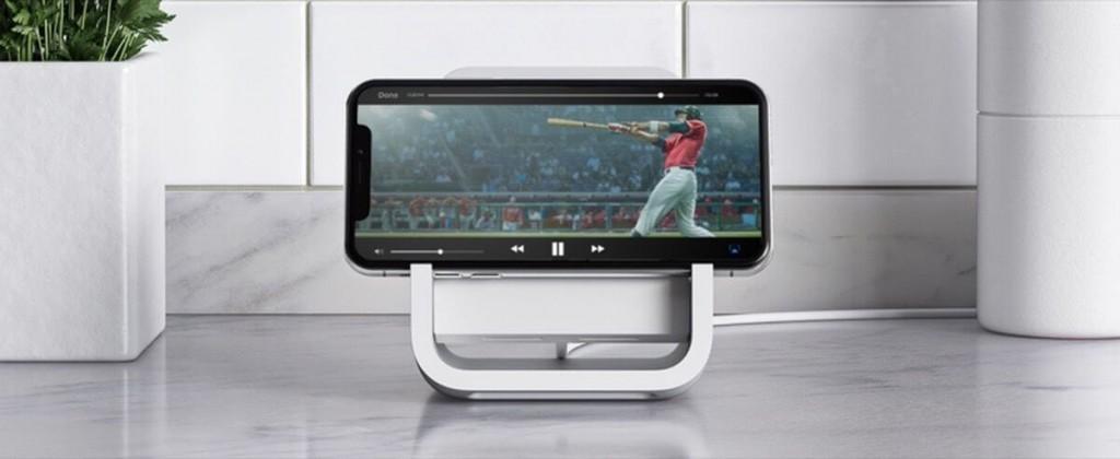 罗技发布iPhone无线充电架:适用于iPhone 8/8 Plus/X